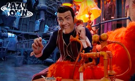 Lazy Town's Robbie Rotten is in the final stages of cancer ...