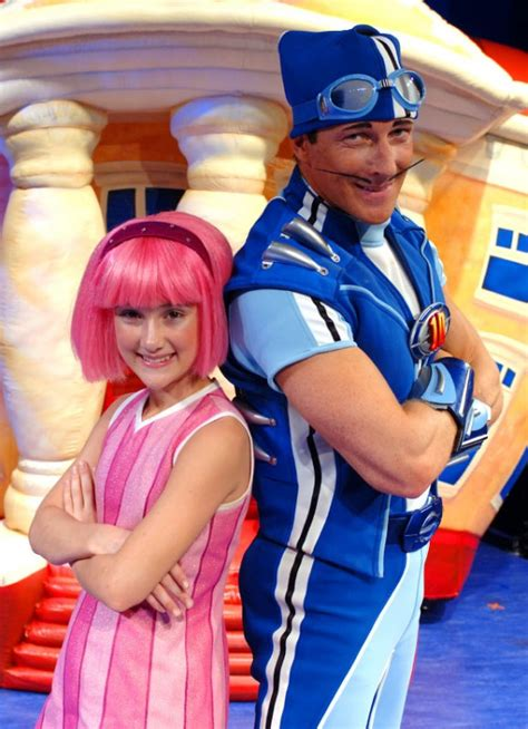 LazyTown  2002  :: starring: Shelby Young, Julianna Rose ...