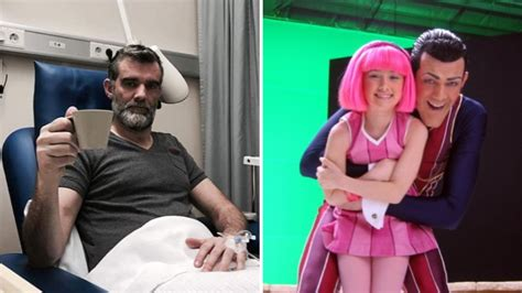 LazyTown  Actor Pays Touching Tribute to Late Star ...