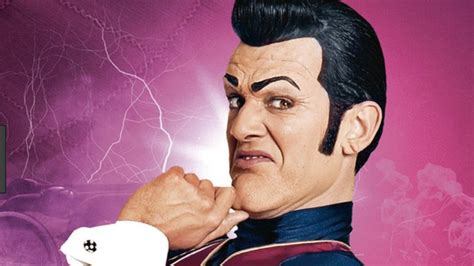 LazyTown  Actor Who Played Robbie Rotten Reveals Cancer ...