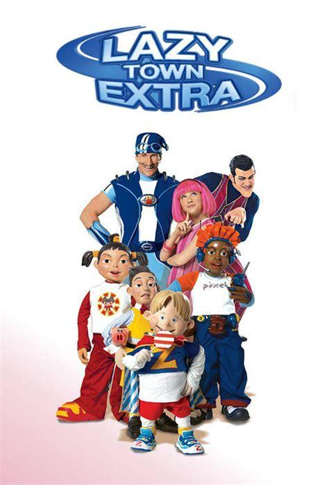 LazyTown Extra  Serie de TV   2008    FilmAffinity