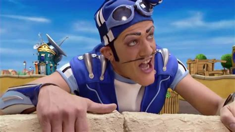 LazyTown Latino Capitulo 8   Falso Sportacus HD   YouTube