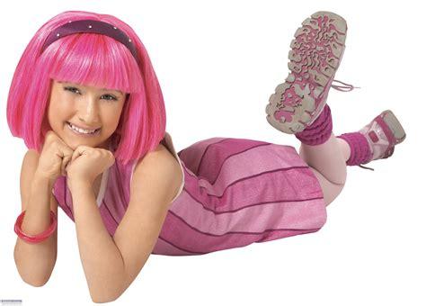 lazytown pink hair headbands julianna rose mauriello pink ...