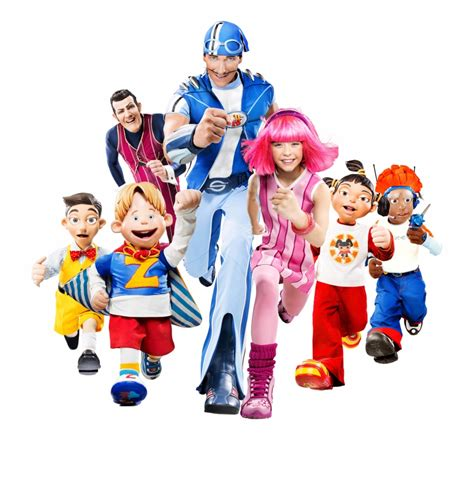 Lazytown Png & Free Lazytown.png Transparent Images #61933 ...