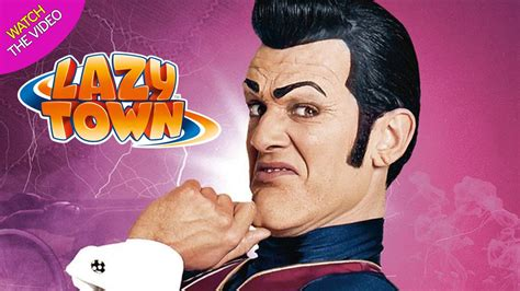 LazyTown s Robbie Rotten actor dead at 43 after battle ...