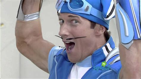 LazyTown S01E34 Sportacus on the Move 1080i HDTV   YouTube