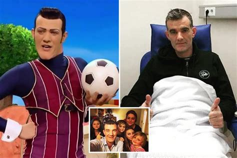 Lazytown star Stefan Karl Stefansson dead at 43   fans pay ...