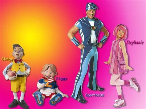 Lazytown Wallpapers   Wallpaper Cave