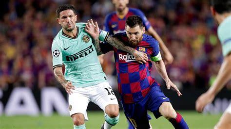 Ldc: FC Barça affronte l Inter Milan sans Messi, Piqué ...