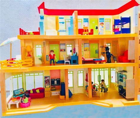 Le grand Hôtel Playmobil   Vinted