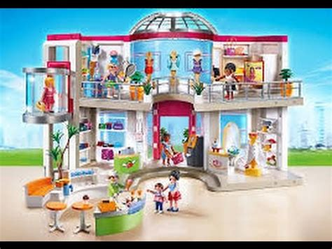 Le magasin de playmobil~1   YouTube