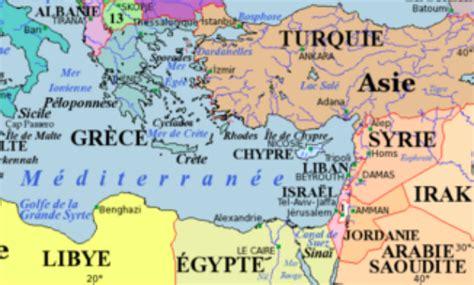 Le pipeline israélien au cœur des excuses de Netanyahu à ...
