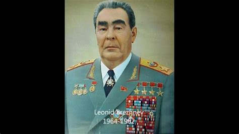 Leaders of the Soviet Union   YouTube