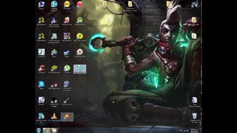 League of legends como fondo de pantalla   Animado ...