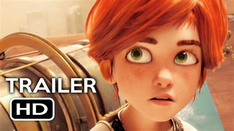 Leap! Official Trailer #1  2017  Elle Fanning, Maddie ...