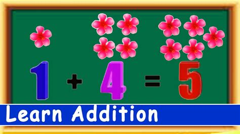 Learn Addition   Maths Made Easy for Children   YouTube