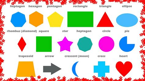 Learn different types of shapes to develop problem solving ...