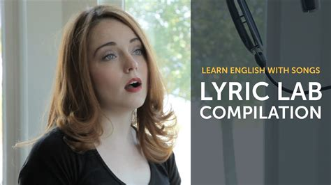 Learn English with Songs | English Music Compilation ...