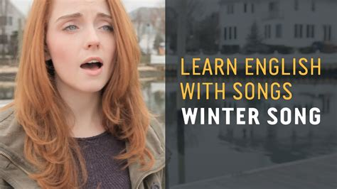 Learn English with Songs   Winter Song   Lyric Lab   YouTube