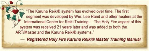 Learn Karuna Reiki Become a Holy Fire Karuna Reiki Master||