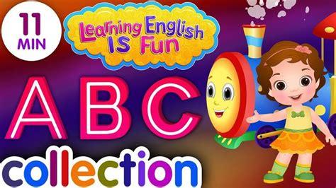 Learning English Is Fun | ABC Songs | ChuChu TV Phonics ...