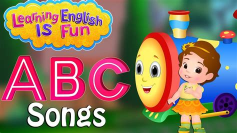 Learning English Is Fun | ABC Songs | ChuChu TV Preschool ...