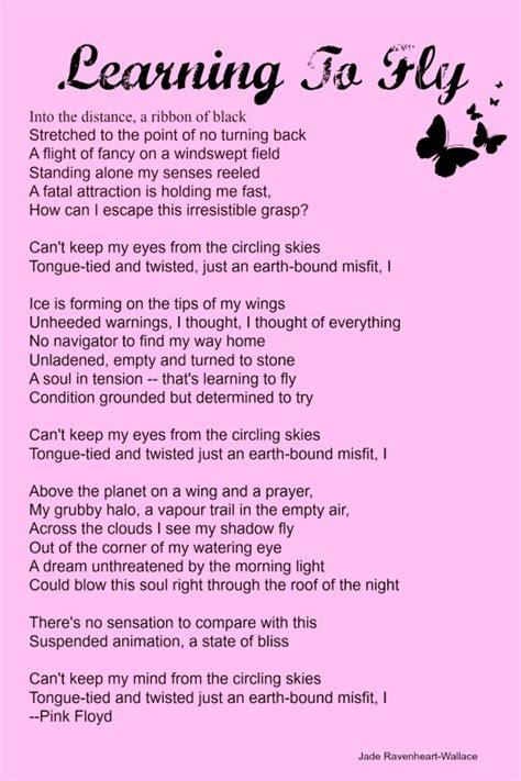 Learning To Fly   Pink Floyd Lyrics | Pink floyd lyrics ...
