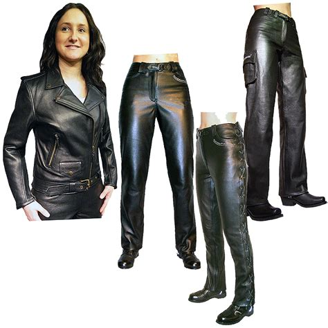 leather suits women Gallery