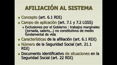 Lec005 Régimen General de la Seguridad Social  umh1445sp ...