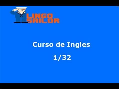 Lección 1/32   clases de ingles   curso de ingles   Lingo ...