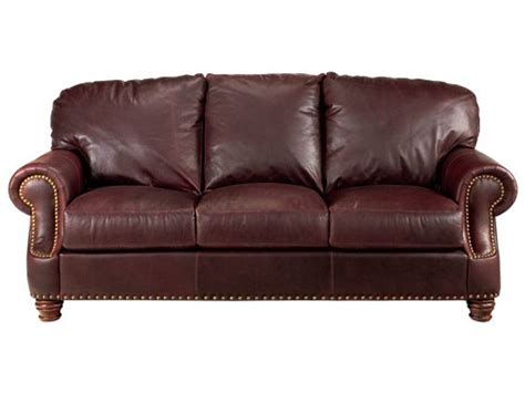 Legacy Leather Living Room Santa Fe Sofa   Exotic Home ...