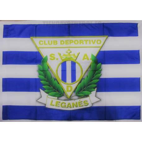 Leganés bandera grande  Bandera del Club Deportivo Leganés ...