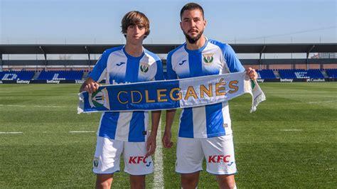 Leganés: Bryan Gil y Guerrero presentados por el Leganés ...