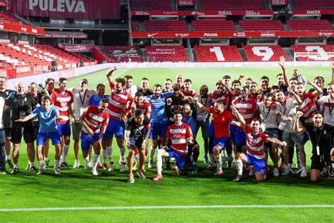 Leganés descendió y Granada se metió en Liga Europa