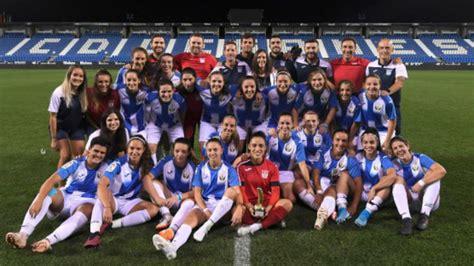 Leganés: El Leganés femenino se adjudica el I Trofeo Villa ...