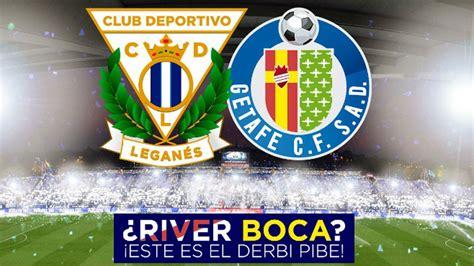 Leganés: ¡El Leganés Getafe es el derbi pibe!   Marca.com