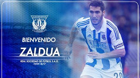 Leganés: El Leganés hace oficial la contratación de Zaldua ...