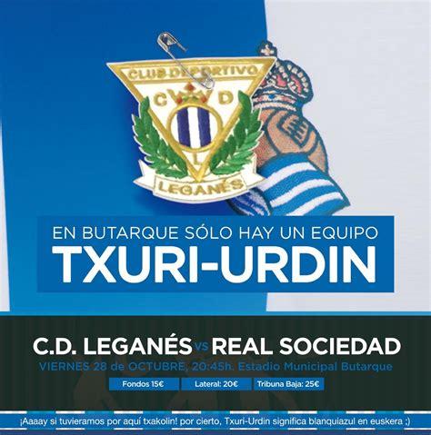 Leganés: El Leganés presenta el nuevo cartel para la ...