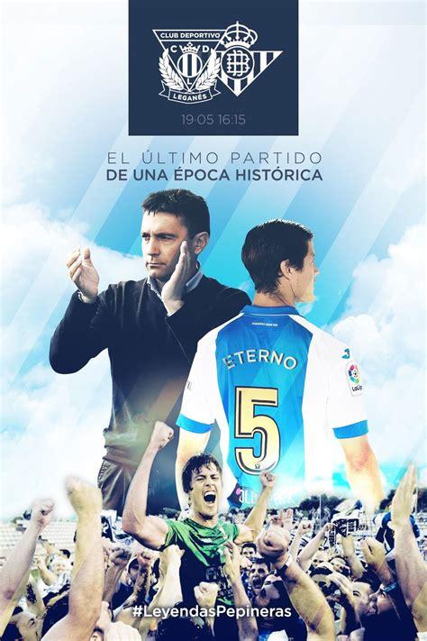 Leganés: El último partido de una época histórica   Marca.com
