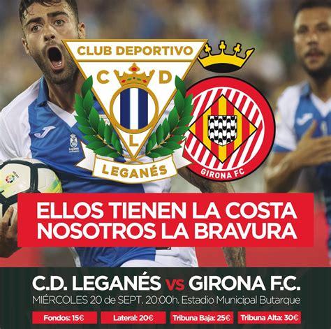 Leganés:  La bravura vs la costa , el cartel del Lega para ...
