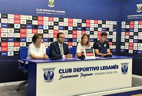 LEGANÉS / La Fundación CD Leganés donará 350.000 € a ...