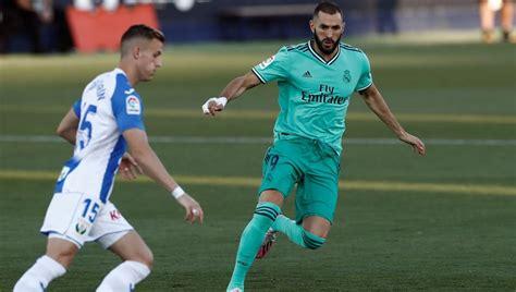 Leganés   Real Madrid en directo hoy: LaLiga Santander de ...