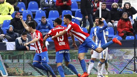 Leganés   Sporting: Resultado y resumen del partido