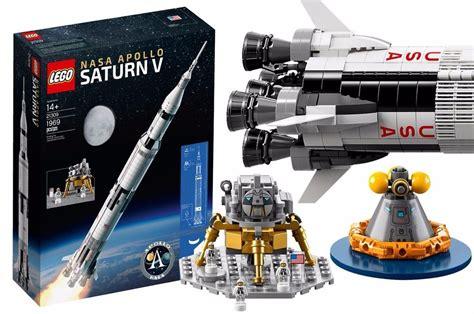 Lego 21309 Nasa Apolo Saturno V   $ 4,449.00 en Mercado Libre