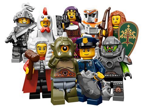LEGO 71000   LEGO MINIFIGURES   Minifigures Series 9 ...