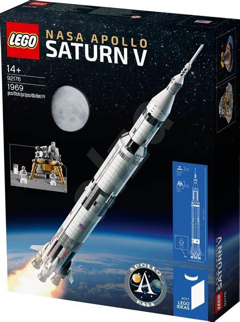 LEGO 92176 NASA Apollo Saturn V Rakete: Das ist der neue ...