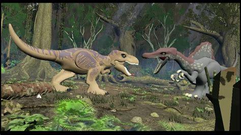 Lego Jurassic Park 3 La Pelicula Castellano HD 1080p   YouTube