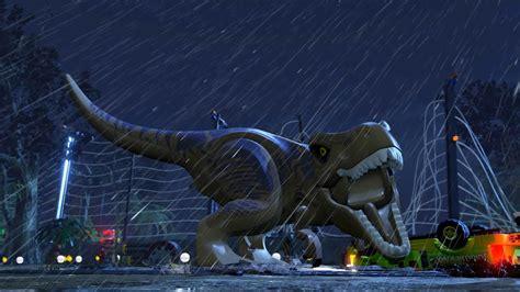 LEGO Jurassic Park Pelicula Completa Español   YouTube