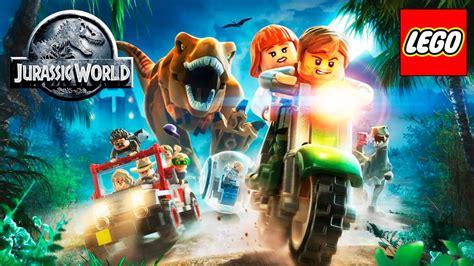 LEGO Jurassic World   Pelicula Completa en Español 1080p ...