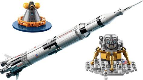 Lego s new Saturn V/Apollo Mission model rocket set ...
